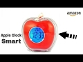 Apple Shaped Smart Talking Clock | Quick Review