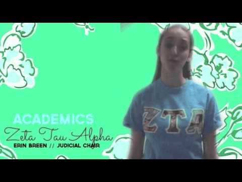 Zeta Tau Alpha - Combating Greek Stereotypes