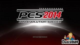 PES 2014 - Gameplay ITA - Juventus vs Galatasaray - Difficoltà Professionista