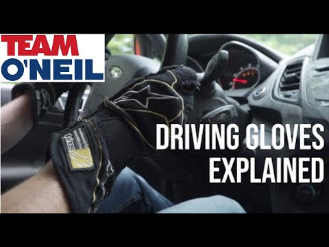 Driving Gloves Explained
