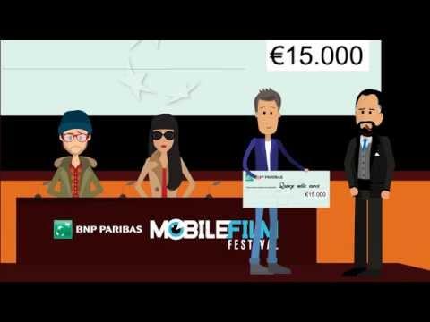 Vidéo Participez au Mobile Film Festival