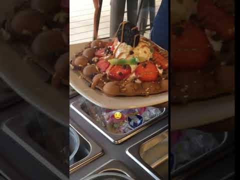 Waffle en Tik Tak Café