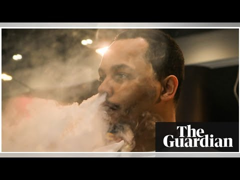 E-cigarette firm cashes in on vaping boom with stock market listing