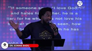 Gambar cover WHERE'S THE LOVE by Dr. Sonnie Badu (RockHill Church)