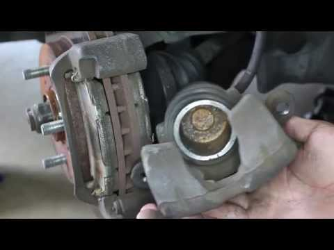 Mitsubishi Lancer Fix: New Rotors and brake pads, vibration and grinding