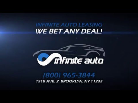 Infinite Leasing Advertising by Locad Graphic Design