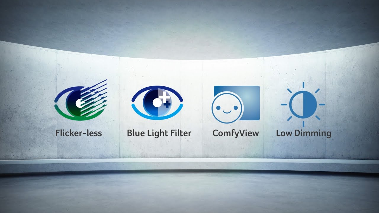 acer eyeprotect monitors � be good to your eyes youtube
