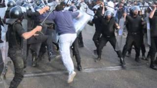يوم الغضب فى مصر 25  يناير2011 - مش باقي مني احمد سعد