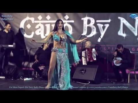 Goyang Dangdut Arab Alla Kushnir #3 Hot Sexy Superb Sensual Belly Dance P3 Cairo By Night 2015