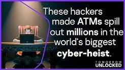 "hacker:HUNTER ""Cashing In"", Episode 1: Jackpotting"