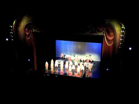 Marshall High School Show Choir - Wisconsin Singers 2012