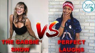 Perfect Laughs Vines vs The Gabbie Show Vines  (W/Titles) Funny Vine Compilation 2018