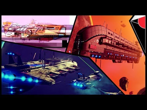 NO MAN'S SKY NEXT | MULTI-CREW SHIPS | NEW FREIGHTERS AND SHIPS