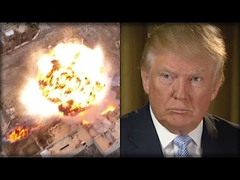 Thumbnail: BREAKING! WE'RE AT WAR! TRUMP JUST LAUNCHED A MASSIVE STRIKE AGAINST SYRIA WW3 HAS BEGUN!!!