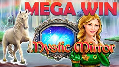 MEGA BIG WIN ON MYSTIC MIRROR (Red Rake Gaming)
