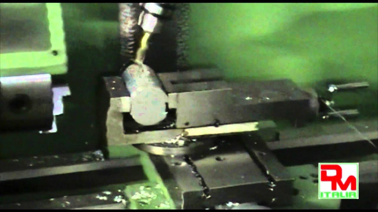 Tornio fresa foratrice center 610x280 youtube for Tornio damatomacchine
