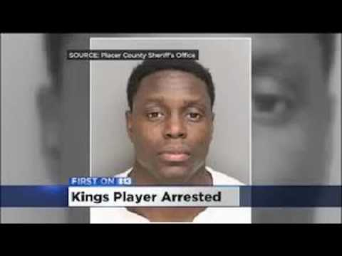 DARREN COLLISON GETS 3 YEARS PROBATION, 20 DAYS IN JAIL, 8 GAME BAN, LOSES 380K FOR DOMESTIC ABUSE!