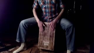 """Sand Box"" String Cajon 2"