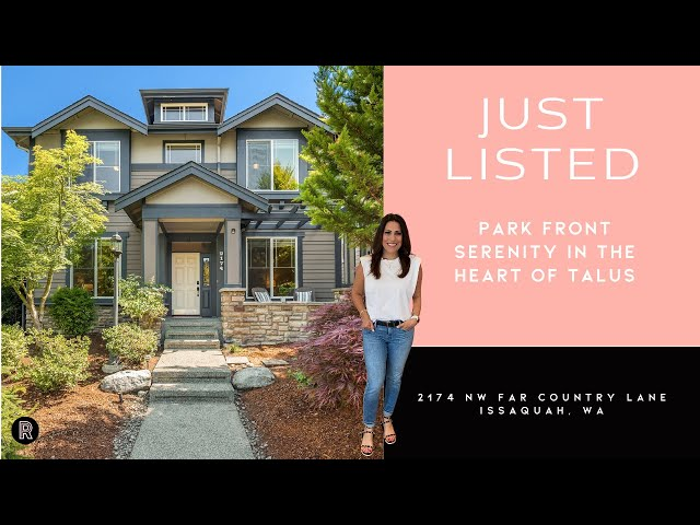 Just Listed in Talus!