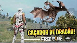 FUI ATRÁS DO DRAGÃO DO FREE FIRE DA NOVA ATUALIZAÇÃO! thumbnail