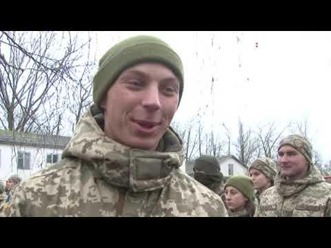 UA: Тернопіль: Тактичні навчання відбулися у військовому коледжі в Збаражі