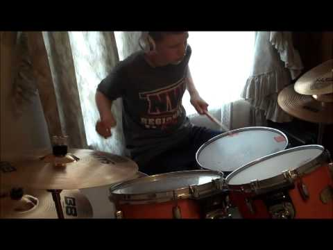 Unity - Shinedown - Drum Cover