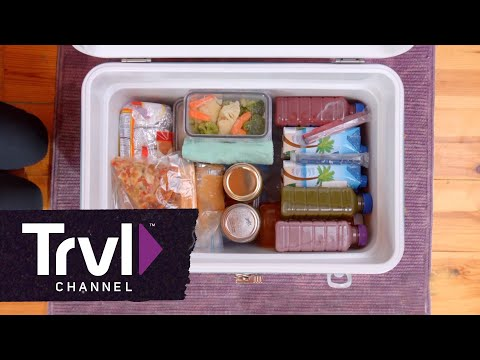 How to Pack a Cooler for a Music Festival  Travel Channel