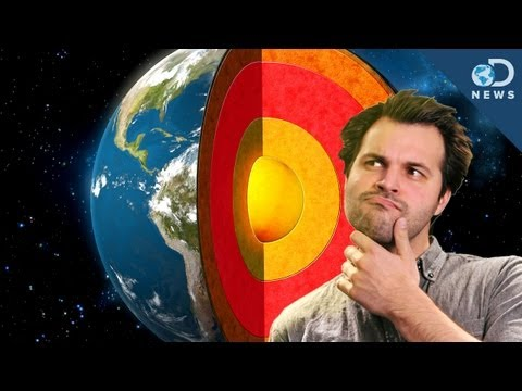 The Mystery Of The Earth's Core Explained