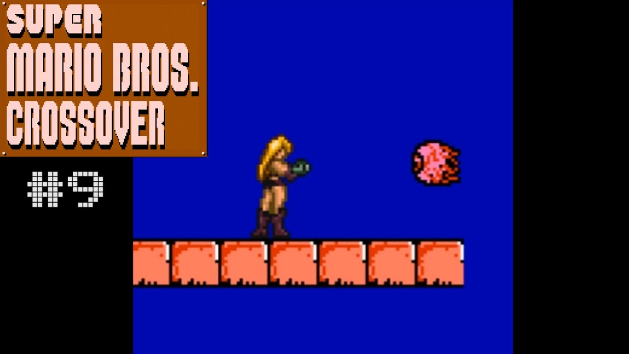 Super Mario Bros  Crossover! (Invincible Bullet Bills) Let's