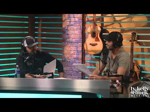 We Force Jason Aldean to Dish Dirt on ACM Entertainer of the Year Nominees - Ty, Kelly & Chuck