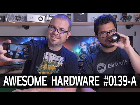 """Awesome Hardware #0139-A: Coffee Lake H, Sketchy NVIDIA """"Ampere"""" Rumors & Twitch Bans Hate"""