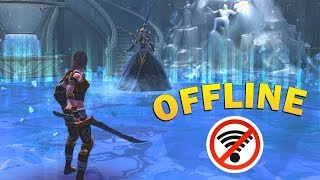 Top 10 OFFLINE Games For iOS & Android in 2018