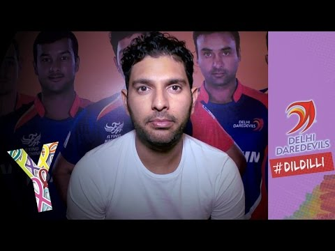 Delhi Daredevils go lavender for cancer awareness, DD Vs KXIP   |   THE DAILY DILLI 32 #DILDILLI