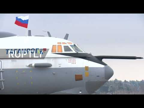 Russia: Beriev A-50 aircraft returns to home base in Ivanovo from Syria