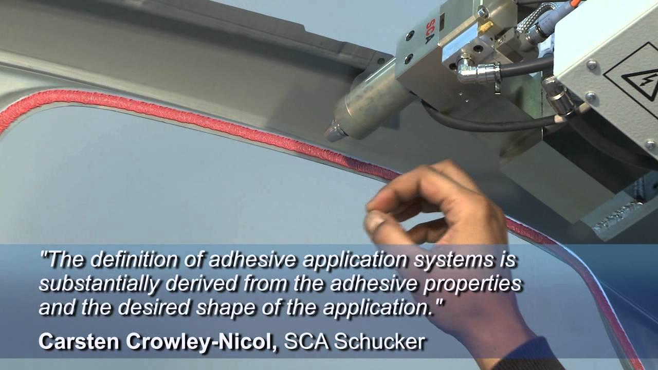 Dow Automotive -- Structural Bonding in modern lightweight vehicle design