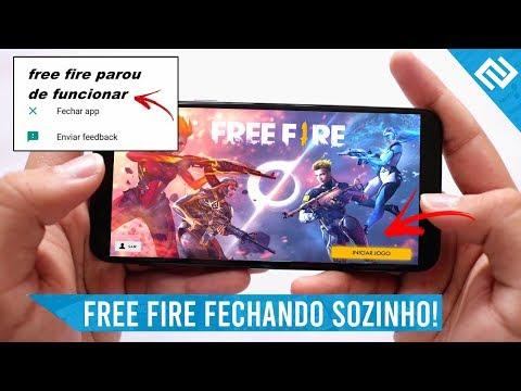 ATIVE ISSO NO ANDROID E RESOLVAR AGORA! O PROBLEMA DO FREE FIRE FECHANDO SOZINHO NO MEIO DA PARTIDA!