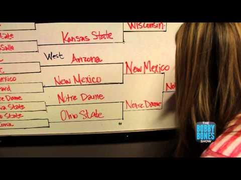 Amy 2013 NCAA Tournament Bracket