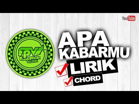 FPV REGGAE - APA KABARMU (Lyrics & Chord)