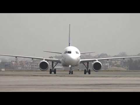 Himalaya Airlines welcome 3rd Airbus 320