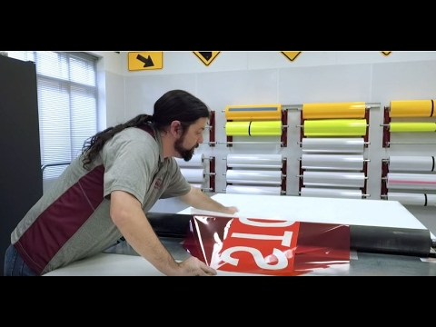 At Your Service: Traffic Sign Production