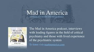 David Cohen - Mad Science, Psychiatric Coercion and the Therapeutic State
