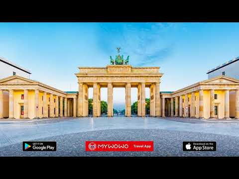 Brandenburg Gate – Presentation – Berlin – Audio guide – MyWoWo Travel App