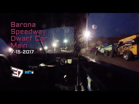 Barona Speedway Dwarf Cars • Main • 7-15-2017 as seen by #37's GoPro
