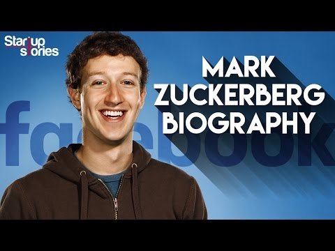 Facebook CEO | Mark Zuckerberg Biography | Success Story | Startup Stories