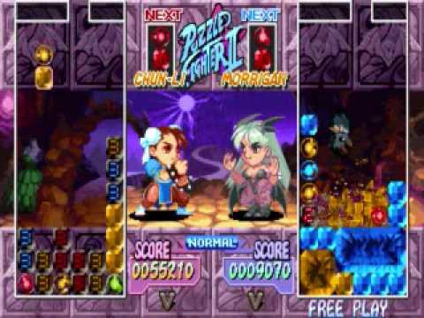 Super Puzzle Fighter 2 Turbo Chun Li Playthrough 1 3