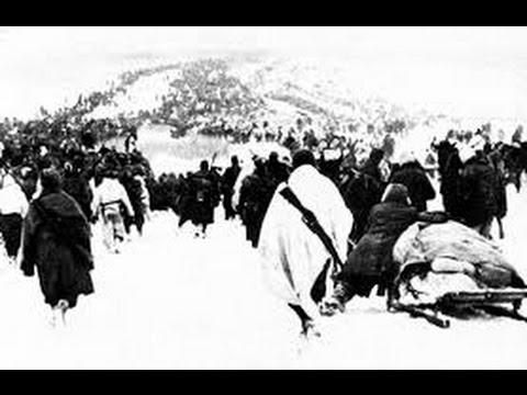 La ritirata di Russia del 1943