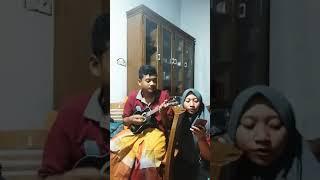 Cover Korban Janji Versi Gitar Ukelele