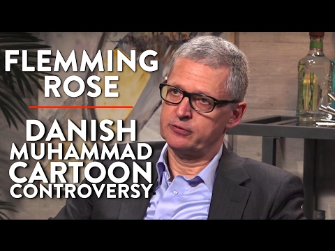 Danish Muhammad Cartoon Controversy (Pt. 1) | Flemming Rose | FREE SPEECH | Rubin Report