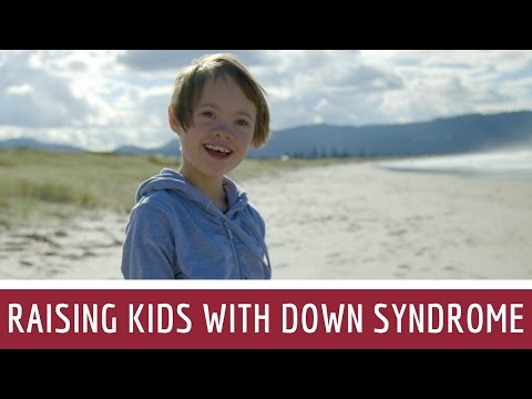 What's Up With Down Syndrome? Raising Downs