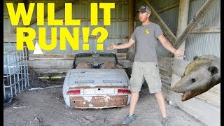 Abandoned Fiat First Start in 30 Years! -- Part 1 thumbnail